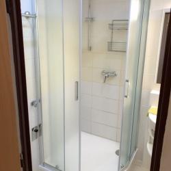 Výměna sprchového koutu